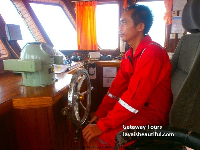 Mr Yunus, The Captain of  Anugrah 01